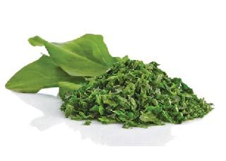 Minced Spinach